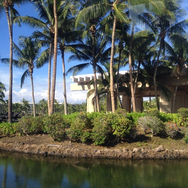 Foto tomada en Hilton Waikoloa Village por Meredith S. el 9/14/2014