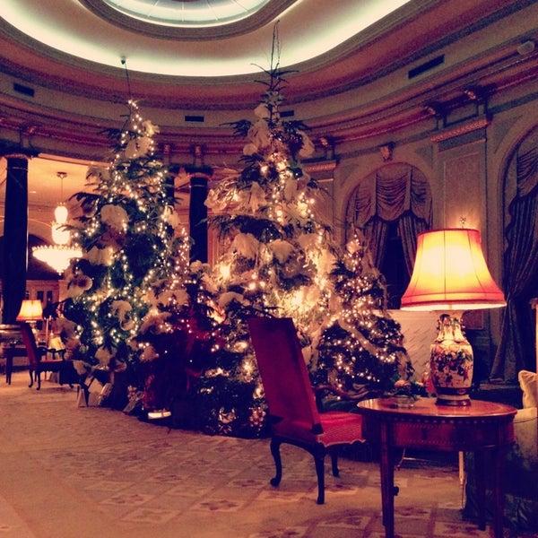 Foto tirada no(a) El Palace Hotel Barcelona por Sasha em 12/30/2012