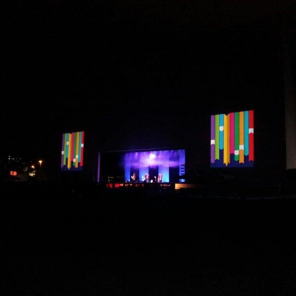 6/23/2013에 Walace N.님이 Auditório Ibirapuera Oscar Niemeyer에서 찍은 사진