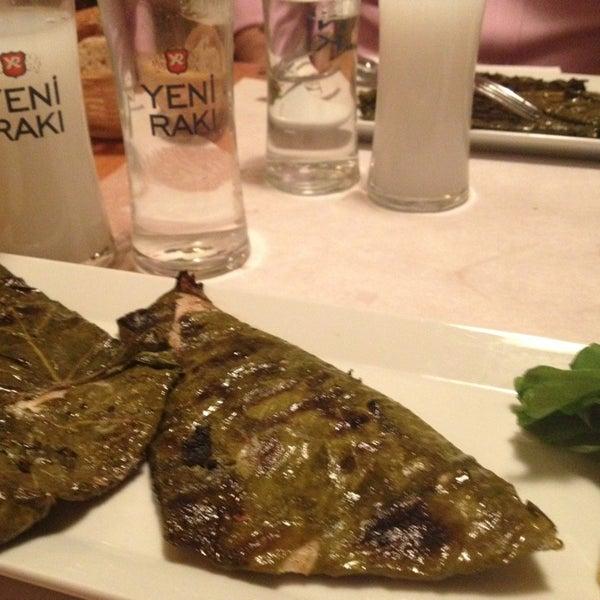 Foto tomada en Sıdıka Meze Restoranı por Eray Seçkin K. el 2/1/2013