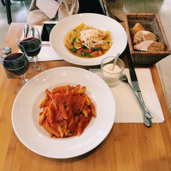 La Fabbrica Italian Restaurant In Paris