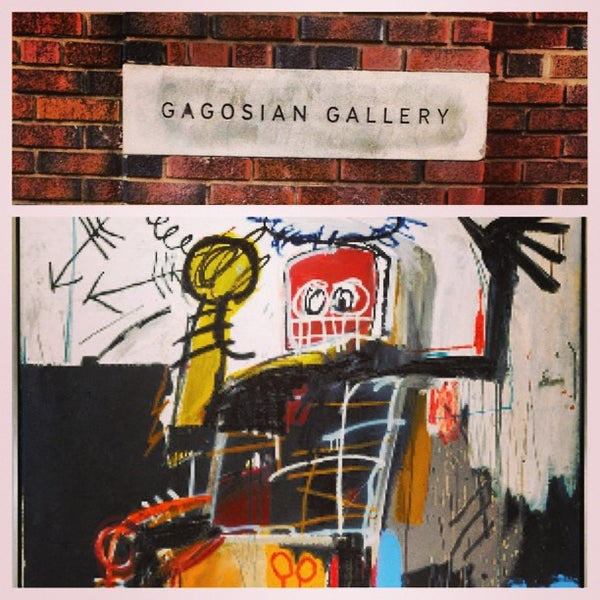 Photo prise au Gagosian Gallery par Patrick le3/30/2013