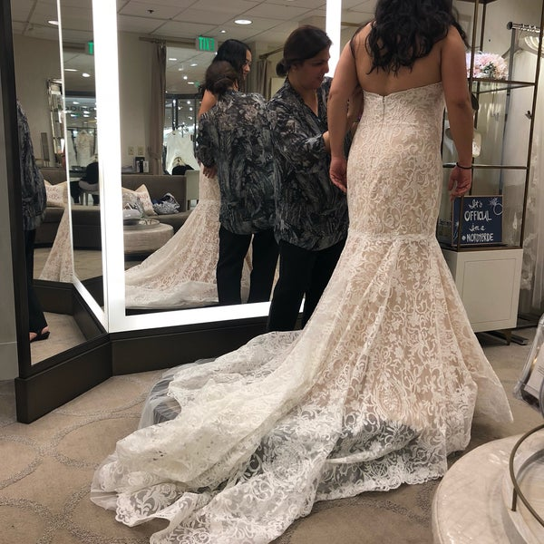 372d3fc5c8c Photo taken at Nordstrom Wedding Suite - Topanga by graceface k. on 7 15