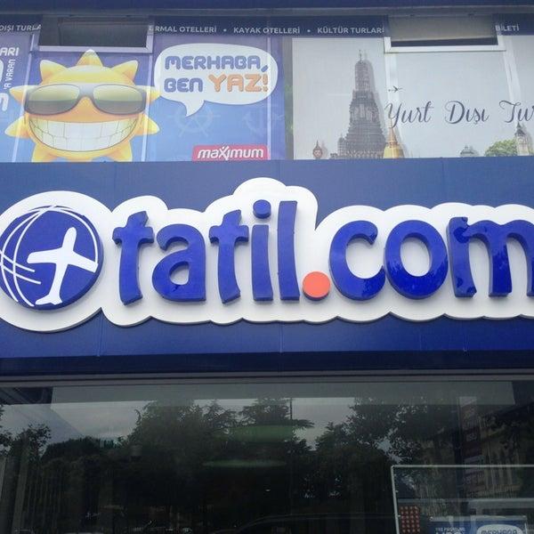 รูปภาพถ่ายที่ Tatil.com โดย Arek Lee D. เมื่อ 7/1/2013