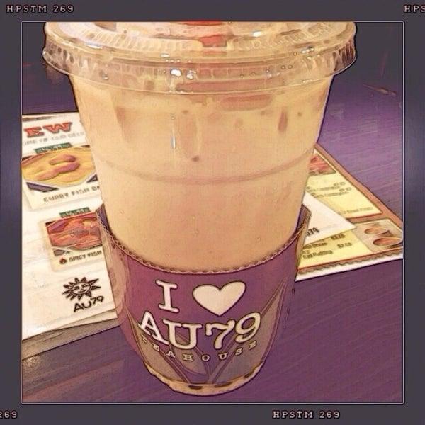 Foto scattata a AU 79 Tea House da Edωïи il 7/4/2014