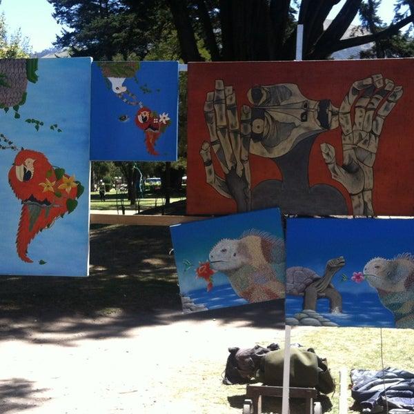 Foto diambil di Parque El Ejido oleh Cinthya pada 7/28/2013