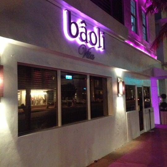11/22/2012에 Denchick님이 Bâoli Miami에서 찍은 사진