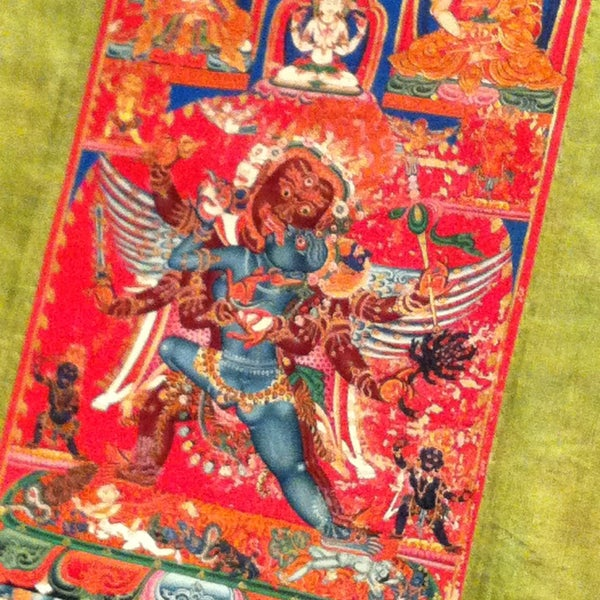 1/27/2013 tarihinde David W.ziyaretçi tarafından Asian Art Museum'de çekilen fotoğraf
