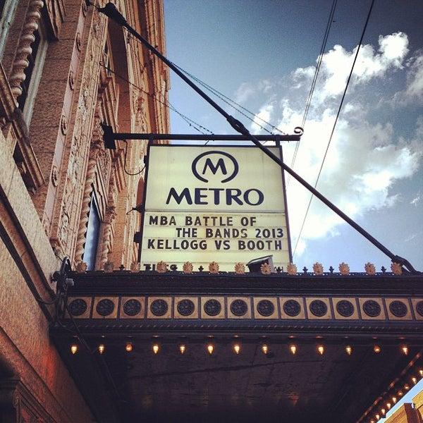 Foto diambil di Metro oleh Evan C. pada 5/21/2013