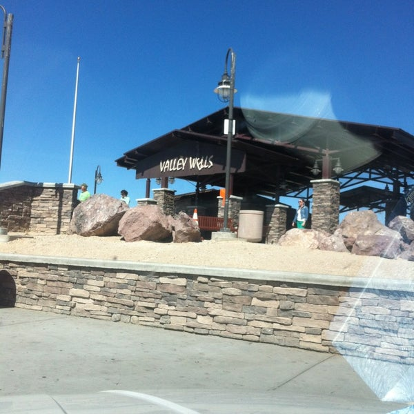 Valley Wells Rest Area (Southbound) - I15