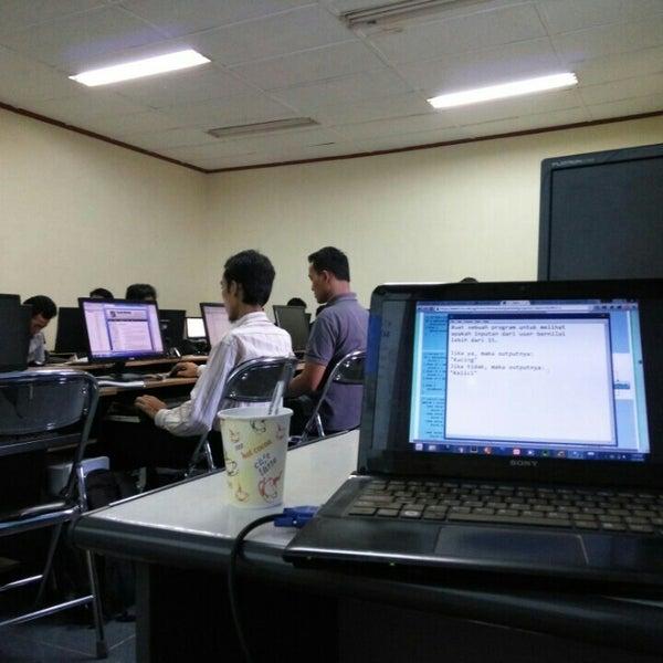 Photos at SIC MIPA UGM - 42 tips