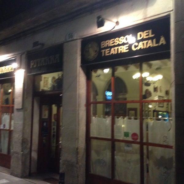Foto tirada no(a) Pitarra por Jordi C. em 9/20/2015