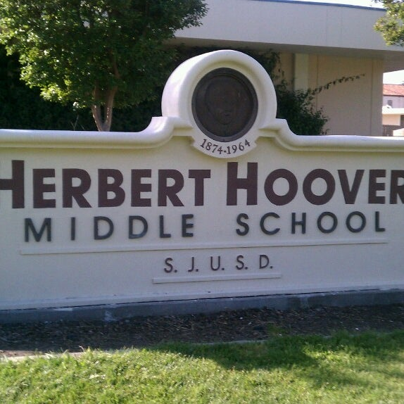 Photos At Herbert Hoover Middle School Shasta Hanchette Park