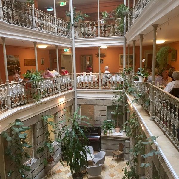 Atrium Hotel Blume 1 Tip