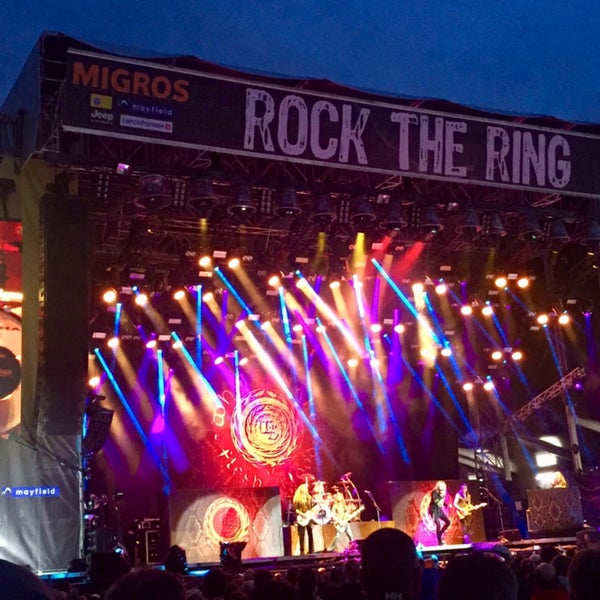 Photos At Rock The Ring Hinwil Zürich