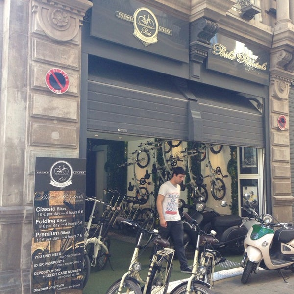Photos at Valencia Luxury Bike Rentals - Bike Shop in Ciutat