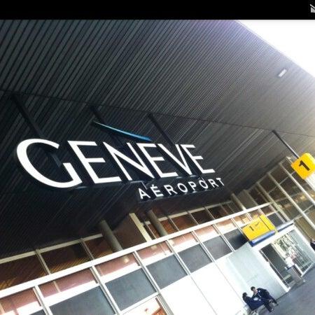 Photo prise au Aéroport de Genève Cointrin (GVA) par Armen A. le1/28/2013