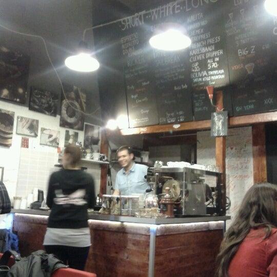 11/6/2012에 Júlia G.님이 Tamp & Pull Espresso Bar에서 찍은 사진