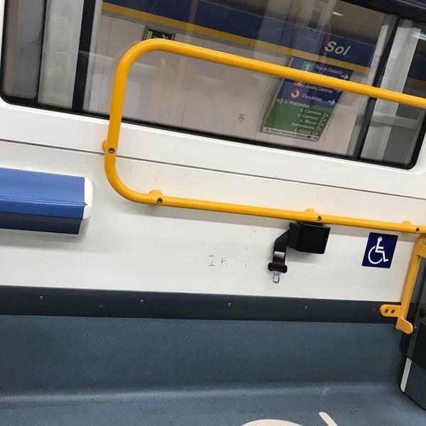 Photos At Metro Madrid Linea 3 Lavapies Madrid Madrid