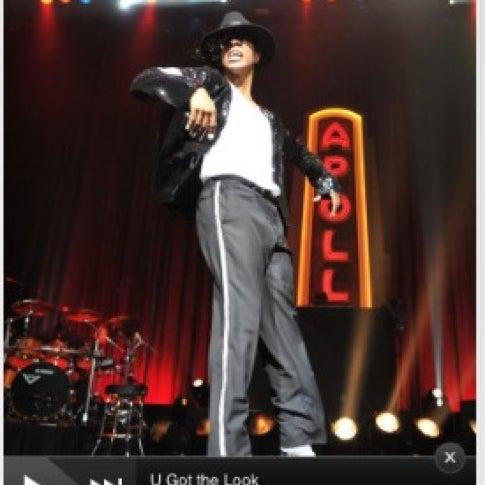 11/15/2012 tarihinde Queen Merlyn (.ziyaretçi tarafından Apollo Theater'de çekilen fotoğraf
