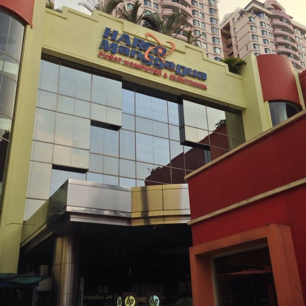 Harco Mangga Dua Shopping Mall In Jakarta Pusat