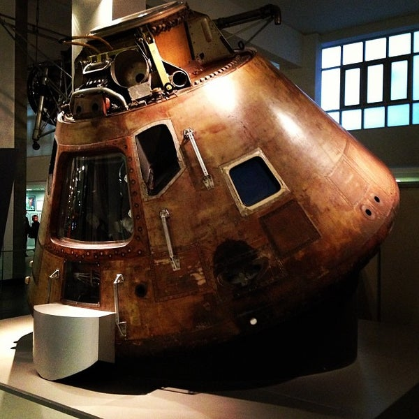12/20/2012 tarihinde Dion F.ziyaretçi tarafından Science Museum'de çekilen fotoğraf