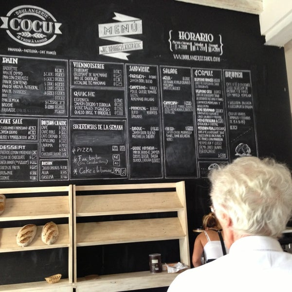 Foto scattata a Boulangerie Cocu da Facundo D. il 2/17/2013