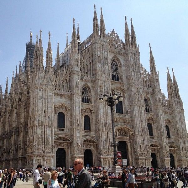 Photo prise au Dôme de Milan par Paolo S. le5/4/2013