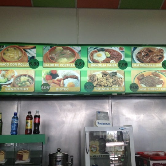 Photos At S Pan Es Restaurant In Quito