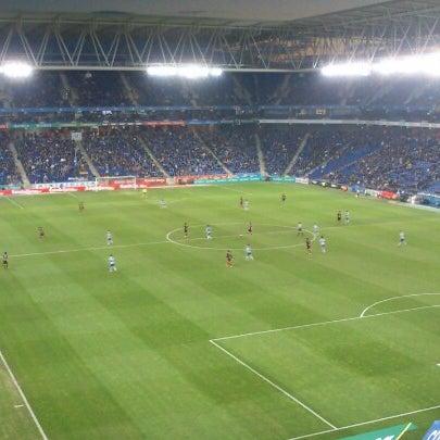 Foto diambil di RCDE Stadium oleh Sergio O. pada 1/12/2013