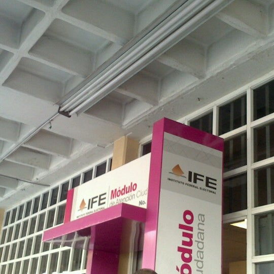 Módulo Del Ine 091121 Voting Booth