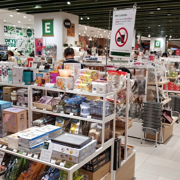 Photos at TOKYU HANDS - Department Store in Orchard Road