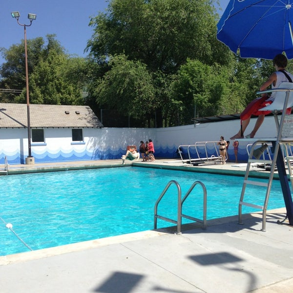 Lorin Farr Swimming Pool 1 Tip