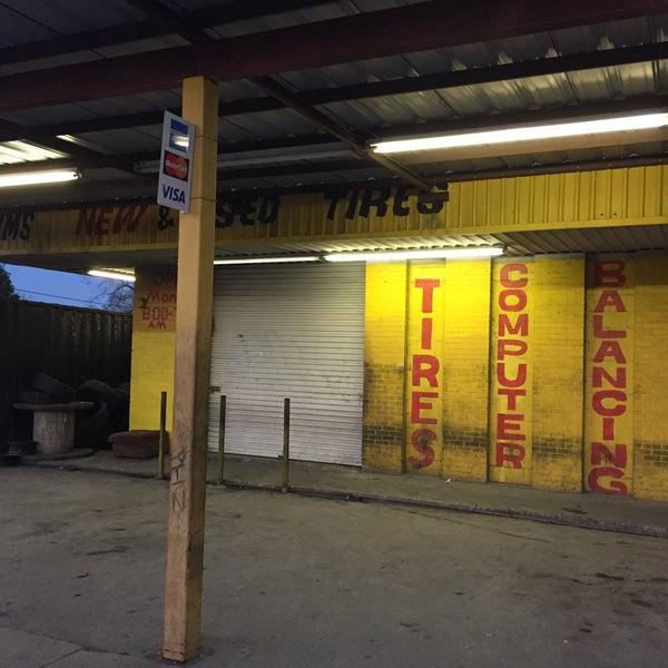 Martinez Tire Shop 4622 West Ave