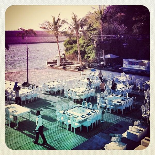 Снимок сделан в Blue Marlin Ibiza пользователем Light House Studio D. 3/16/2013