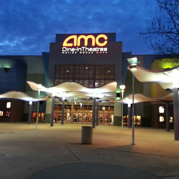 AMC Grapevine Mills 30 with Dine-In Theatres - Grapevine