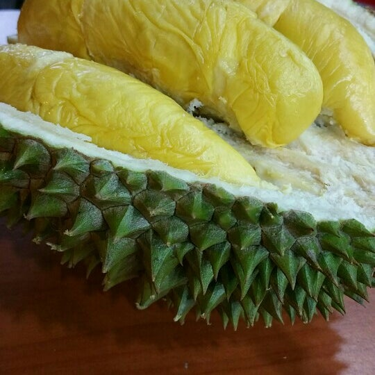 "Photo prise au ""Combat"" Top Quality Durian par LaNa I. le8/15/2015"
