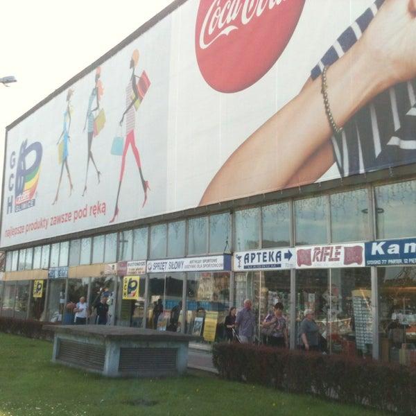 Gliwickie Centrum Handlowe Gch Gliwice Województwo śląskie