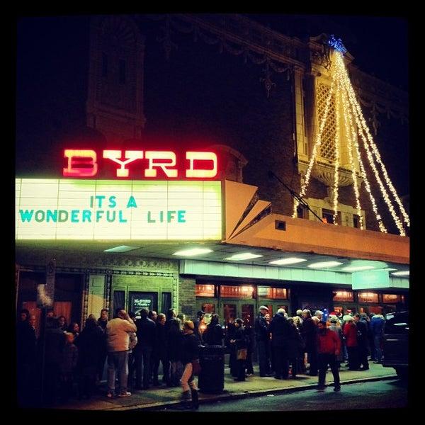 Photo prise au The Byrd Theatre par Kelly le12/24/2012