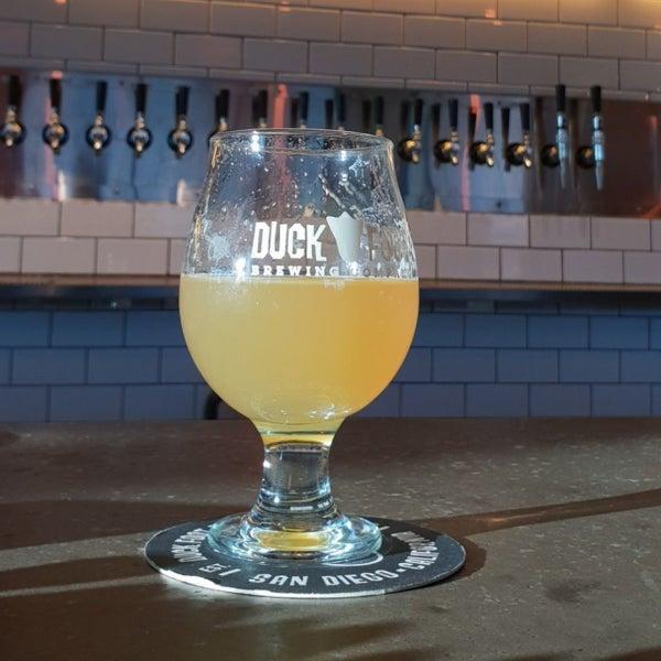 Photo prise au Duck Foot Brewing Company par James (. le10/16/2018