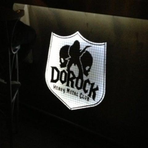 Das Foto wurde bei Dorock Heavy Metal Club von Pelin am 11/3/2012 aufgenommen