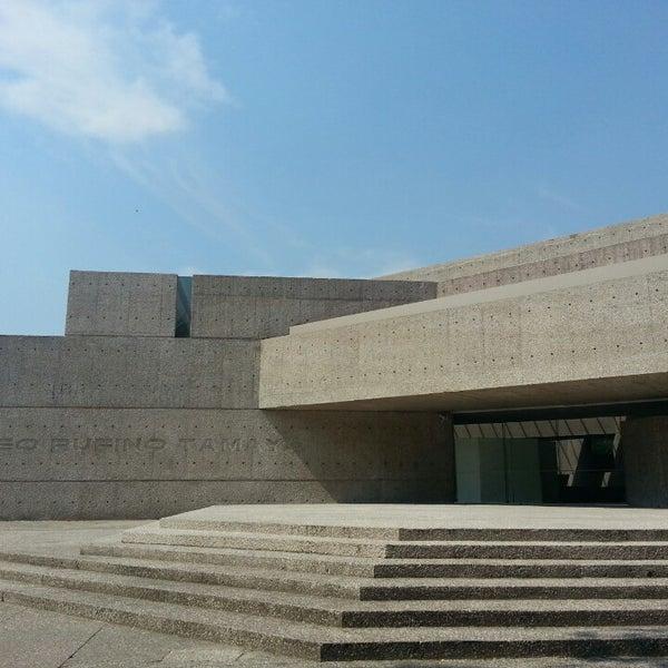 5/1/2013 tarihinde Fabian B.ziyaretçi tarafından Museo Tamayo'de çekilen fotoğraf