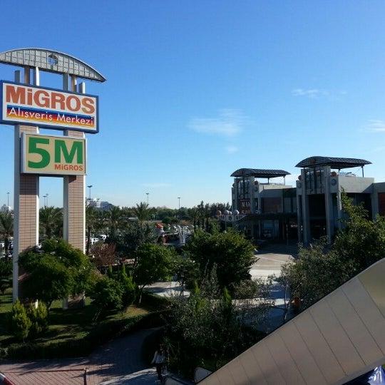 Das Foto wurde bei Antalya Migros AVM von Emre S am 12/14/2012 aufgenommen