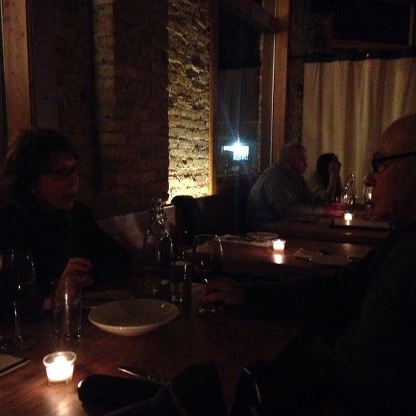 Снимок сделан в Braise Restaurant & Culinary School пользователем Michael J 11/14/2015