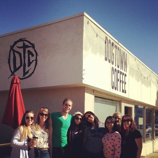 Foto tirada no(a) Dogtown Coffee por Assaf R. em 11/13/2012