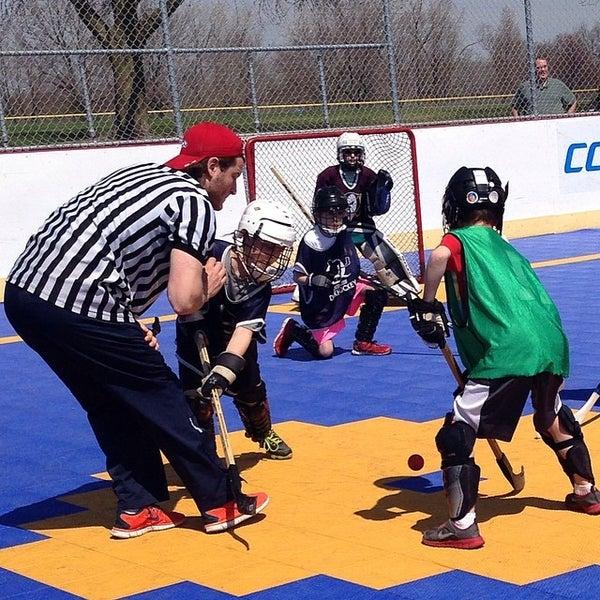 Photos at Crow Park Dek Hockey Rink - Hockey Field