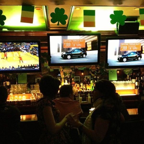 Foto tomada en Playwright Celtic Pub por Fabio el 3/16/2013