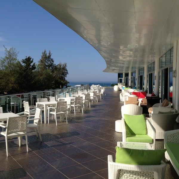 5/3/2013 tarihinde Arina _.ziyaretçi tarafından Q Premium Resort Hotel Alanya'de çekilen fotoğraf