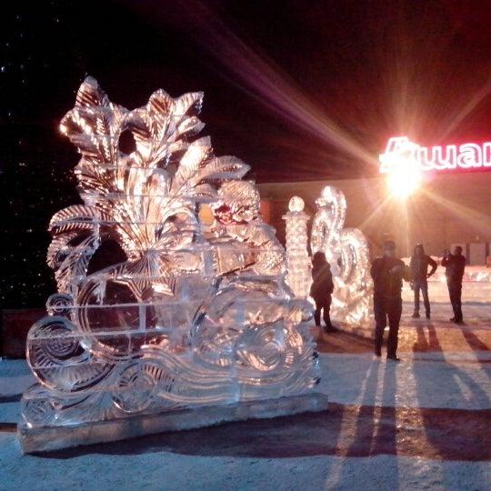 Снимок сделан в ТРК «Северный Молл» пользователем Alexey K. 1/27/2013