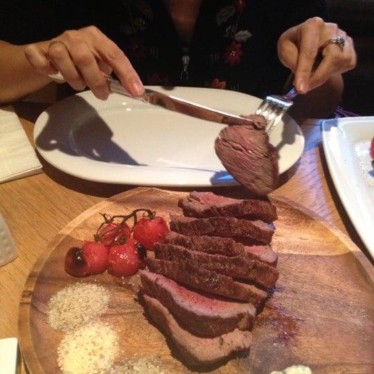 Das Foto wurde bei Мясо von Masha Sh am 11/24/2012 aufgenommen